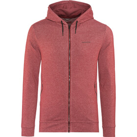 Craghoppers NosiLife Tilpa Hooded Jacket Herren firth red marl